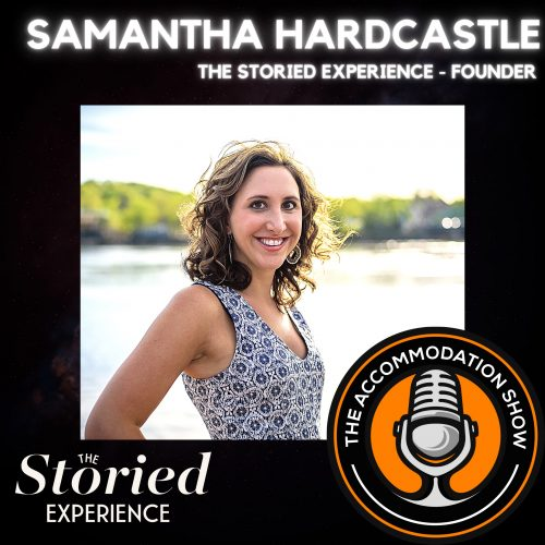 Samantha Hardcastle - The Storied Experience